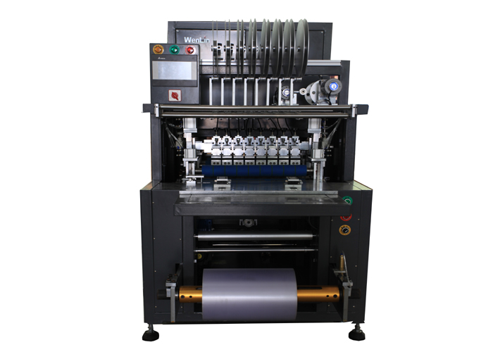 WL-1200E Auto Magnetic Strip Laying Machine